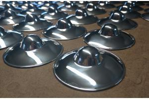 Copricapezzoli in argento