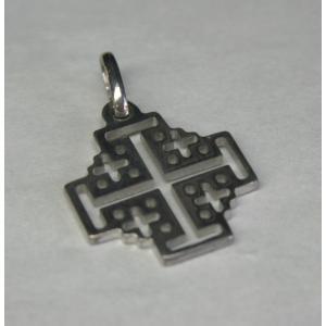 Pendente Croce di Gerusalemme